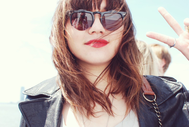 Fashion blogger Natalie Suarez of Natalie Off Duty