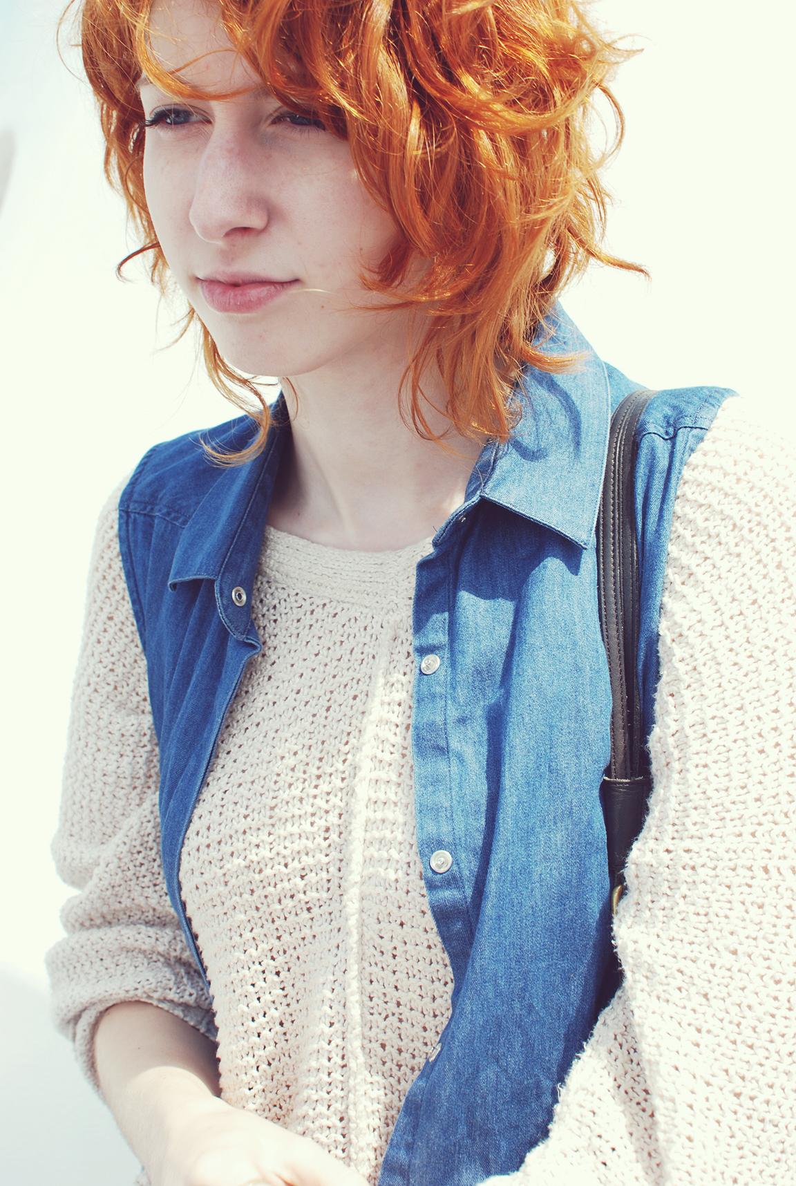 Fashion blogger Claire Geist of De Lune