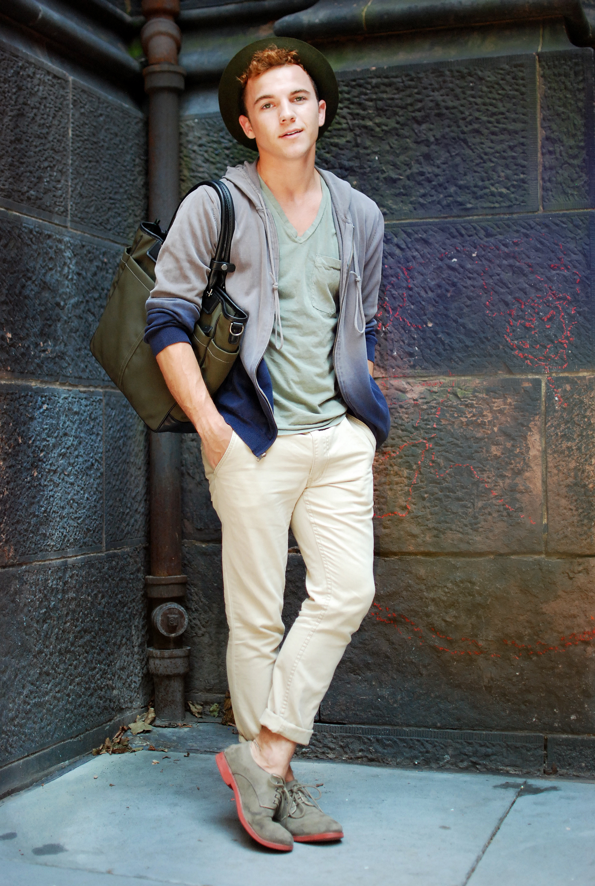 Mens Fashion Blogger Justin Livingston of Scout 16