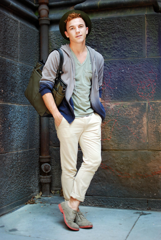 Mens Fashion Blogger Justin Livingston of Scout 16
