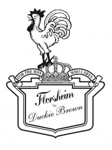 flrosheim by duckie brown logo