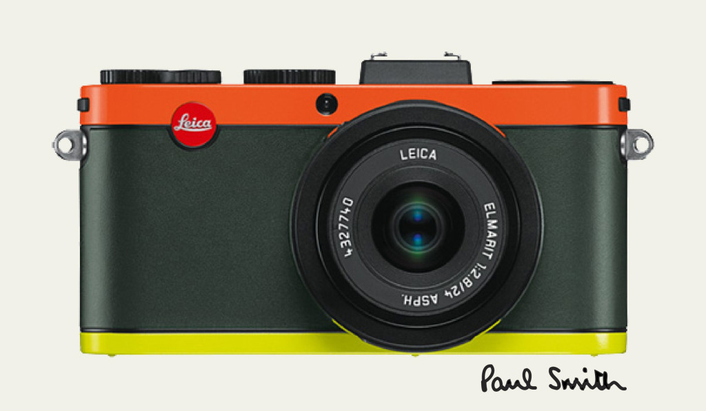Paul Smith Leica X2