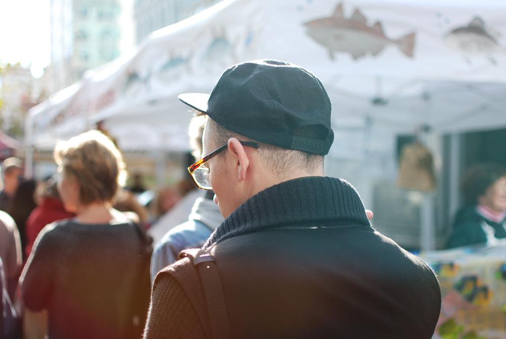 Union Square Greenmarket - Scout Sixteen