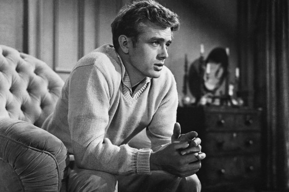 Iconic Actors - James Dean