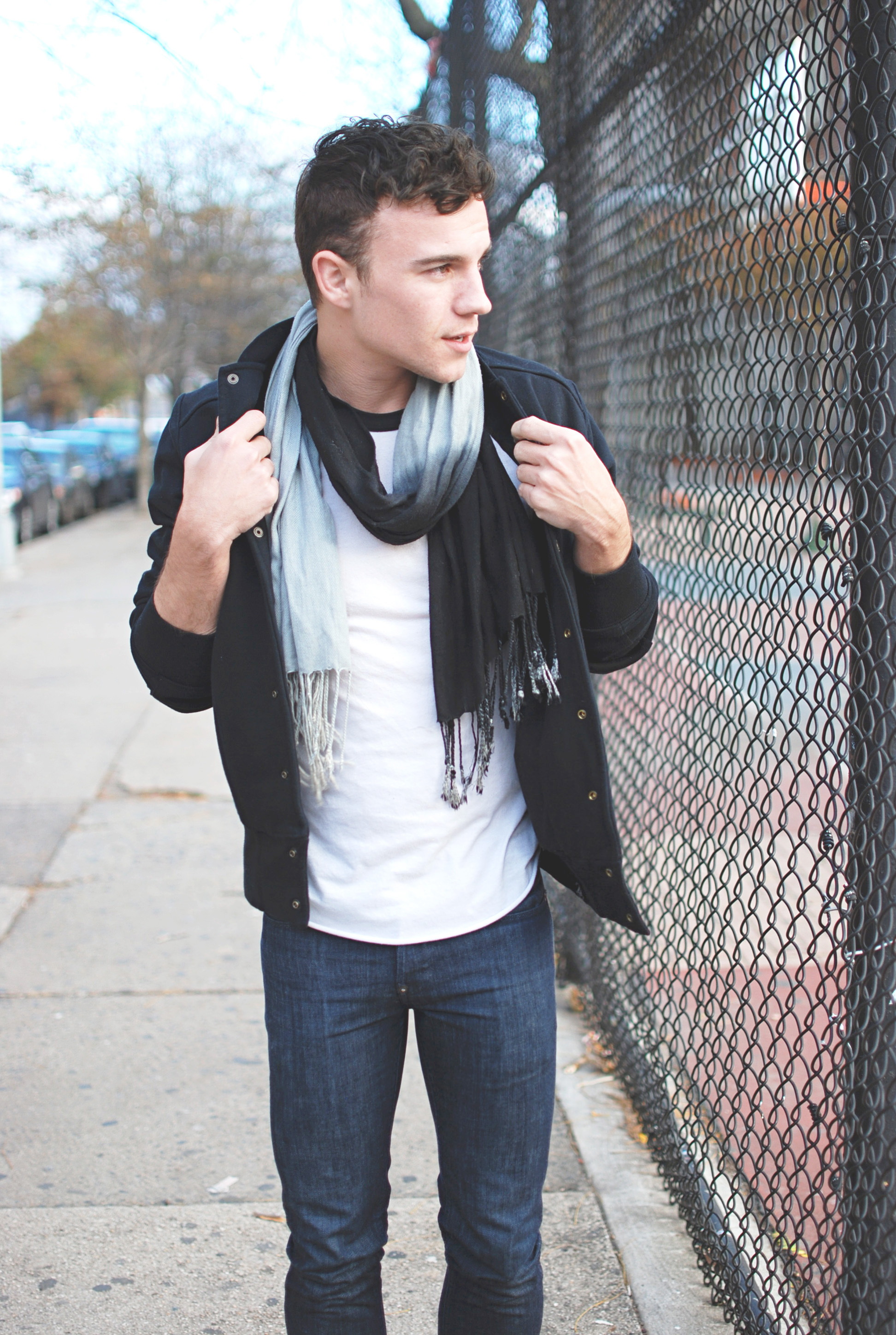 Blogger Justin Livingston / Scout Sixteen