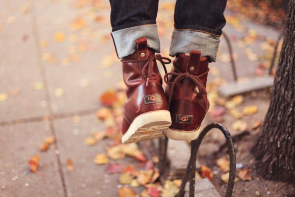 UGG Australia Hannen Boot