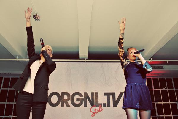 Stoli + ORGNL.TV