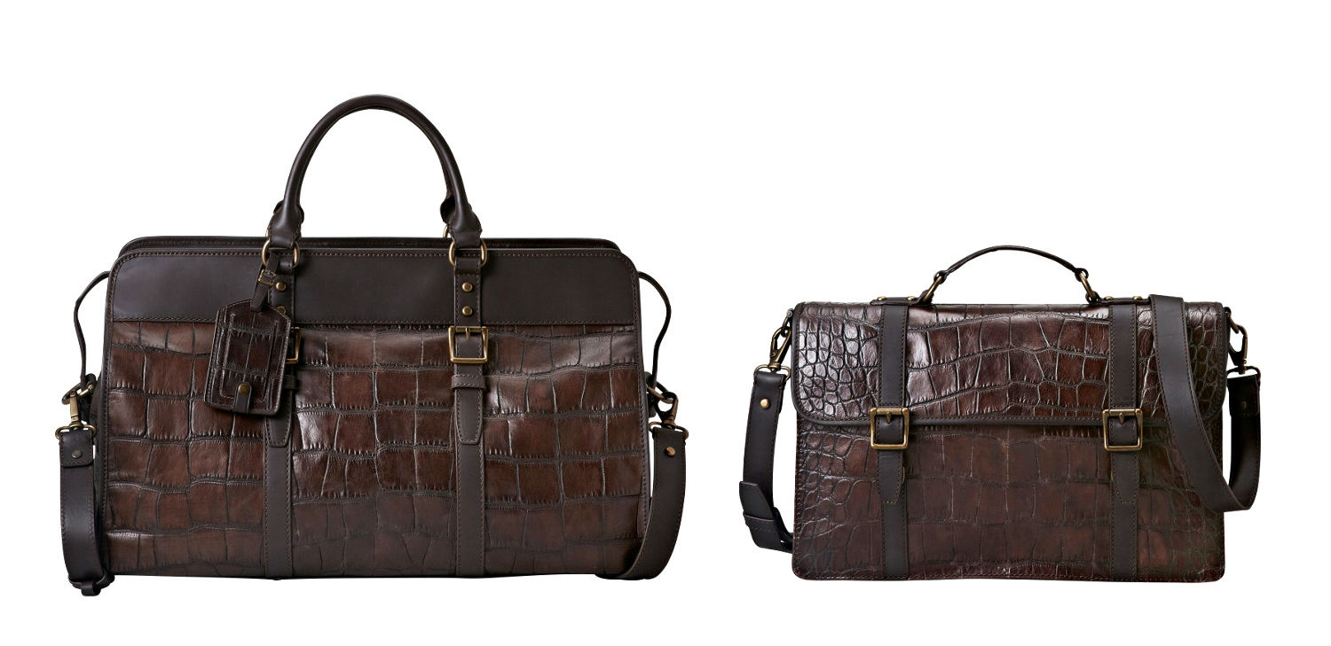 Fossil Limited Edition Duffel, Fossil Limited Edition Briefcase