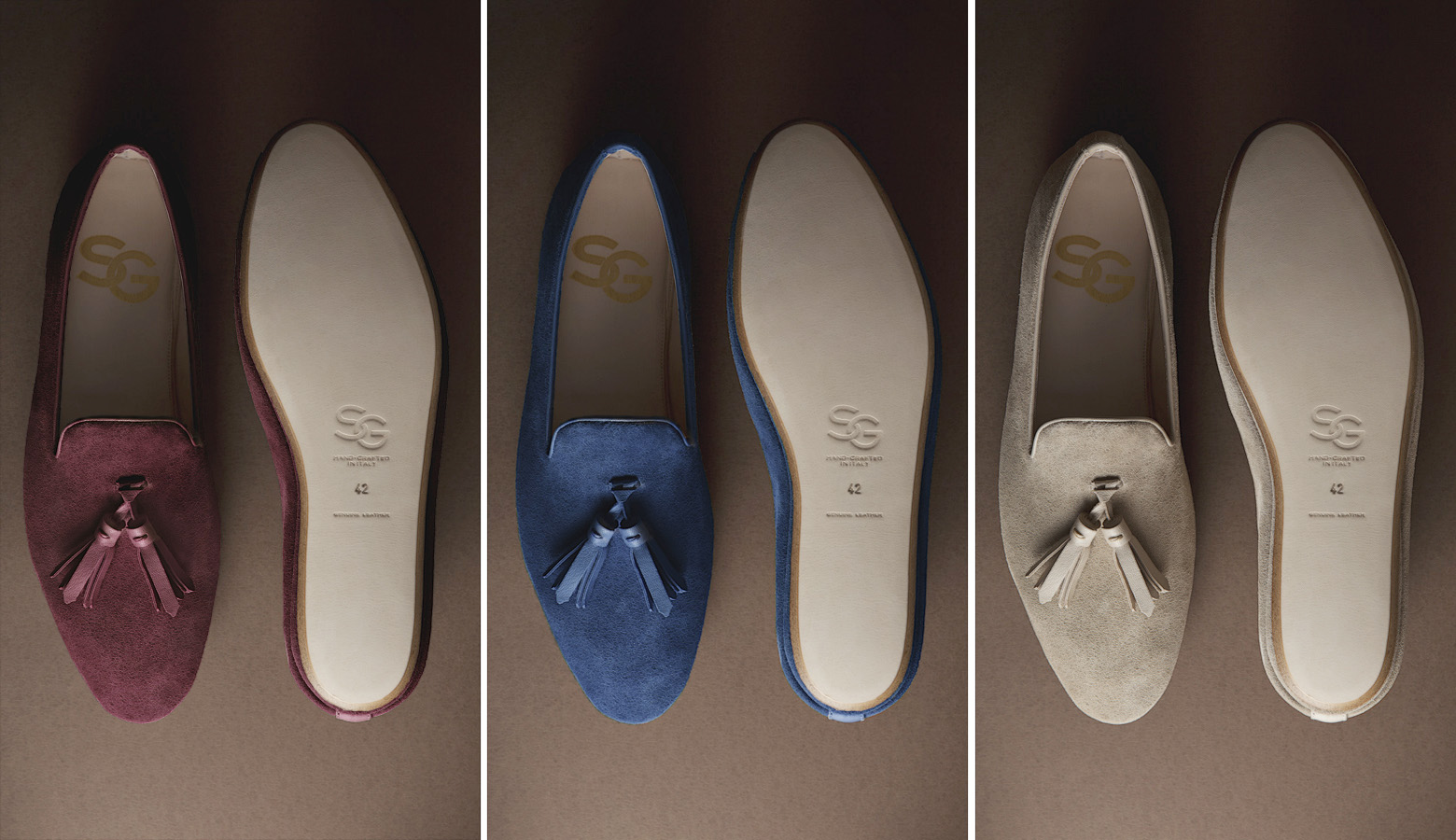 Scout Sixteen Giveaway - Superglamourous Italian-Made Slippers