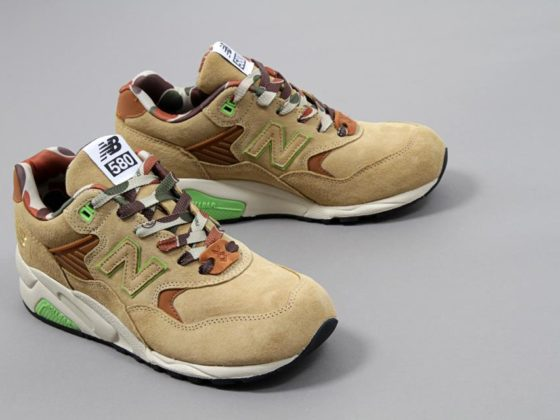 New Balance + Fingercroxx Collaboration