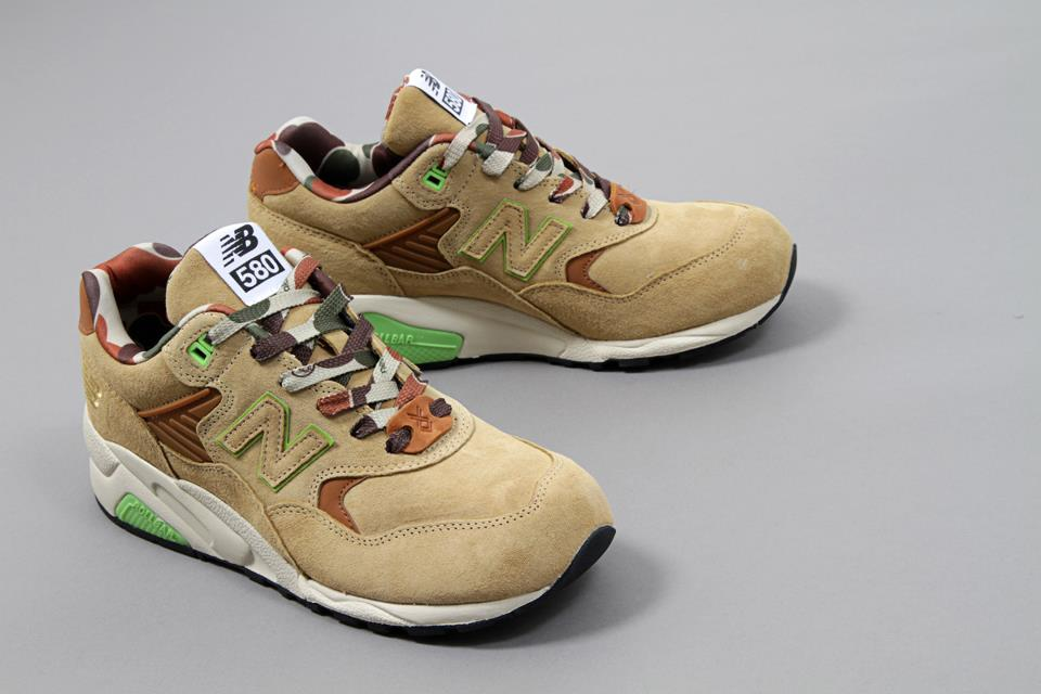 New Balance + Finger Croxx Collaboration