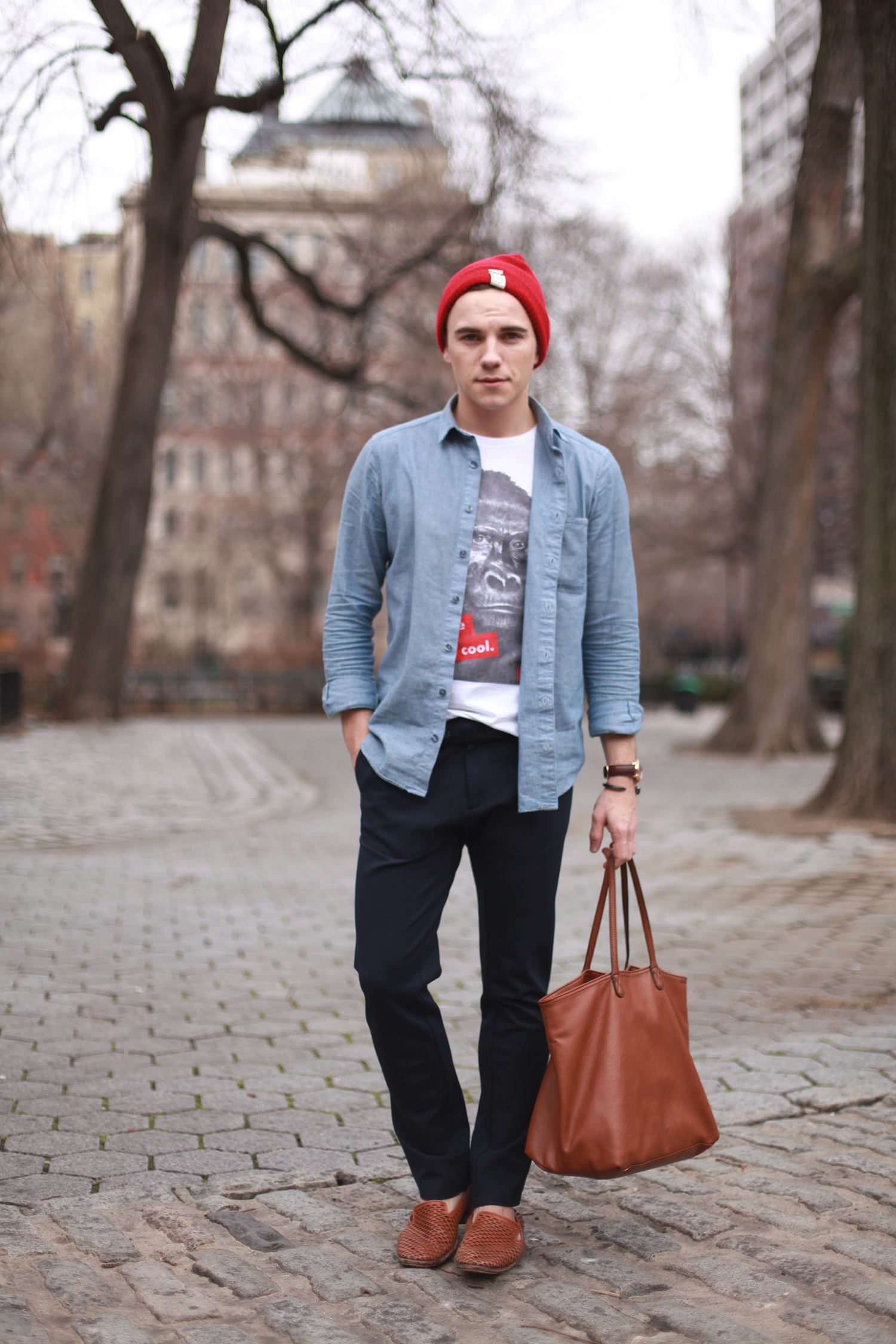 Scout Sixteen - New York Men's Fashion/Style Blog