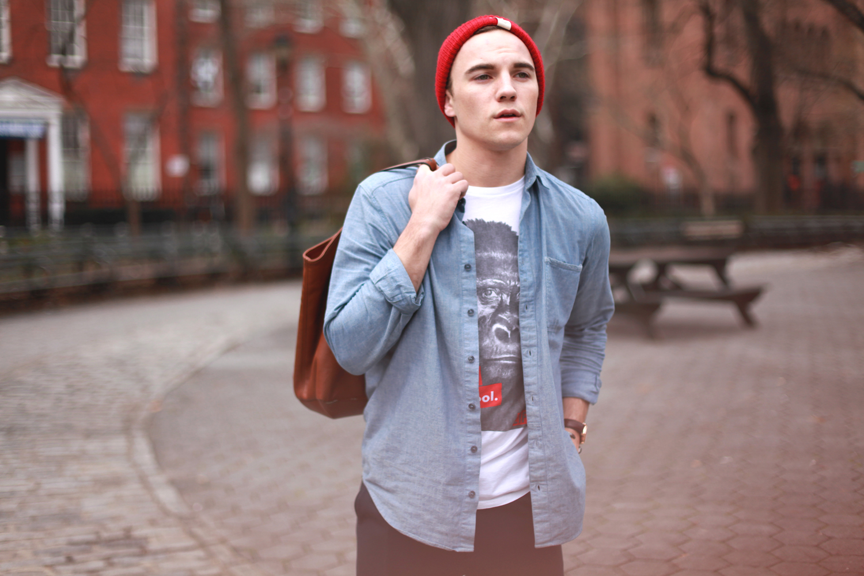 Scout Sixteen - New York Men's Fashion/Style Blog