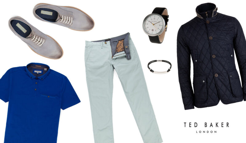 Scout Sixteen - Ted Baker