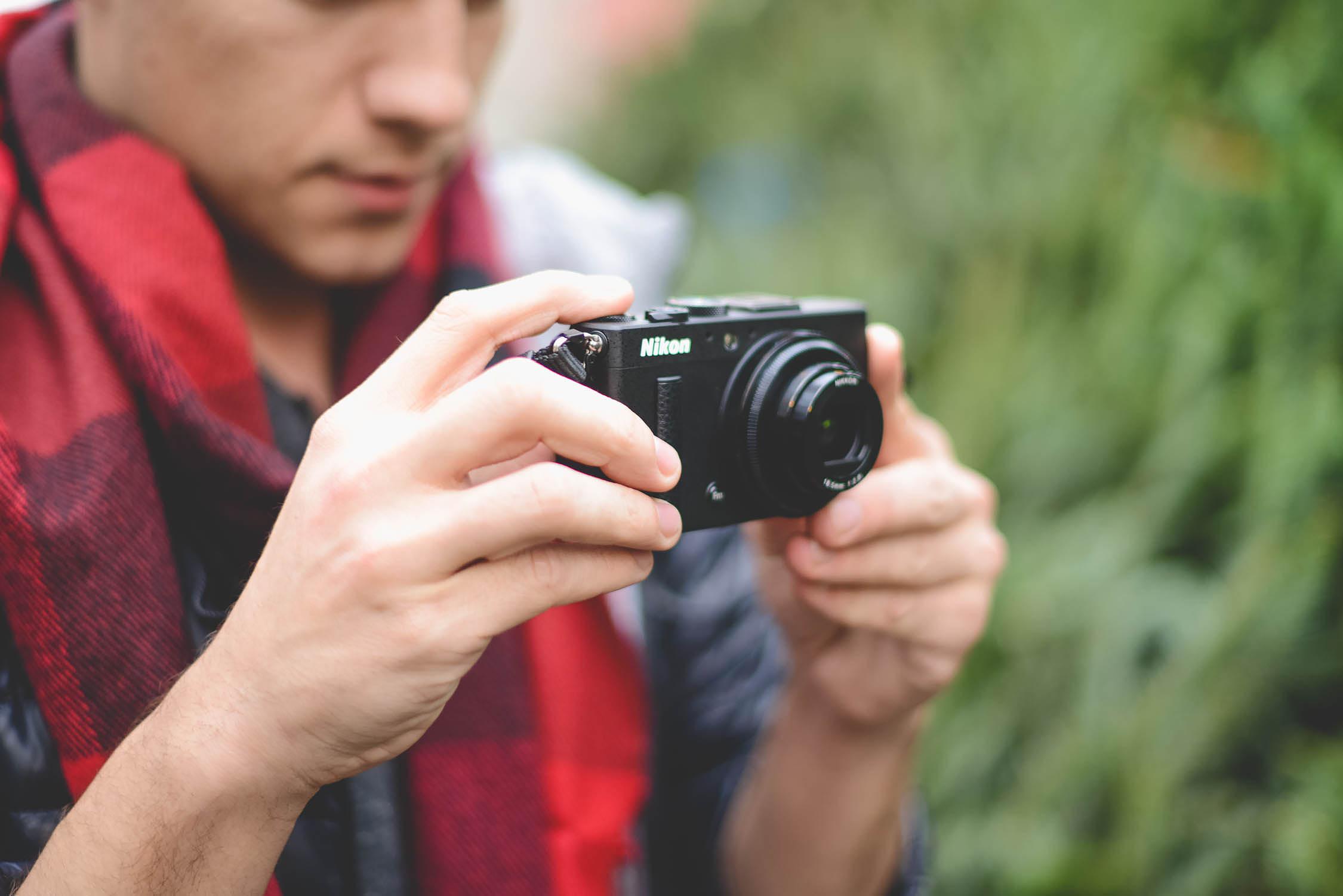 Scout Sixteen - Nikon
