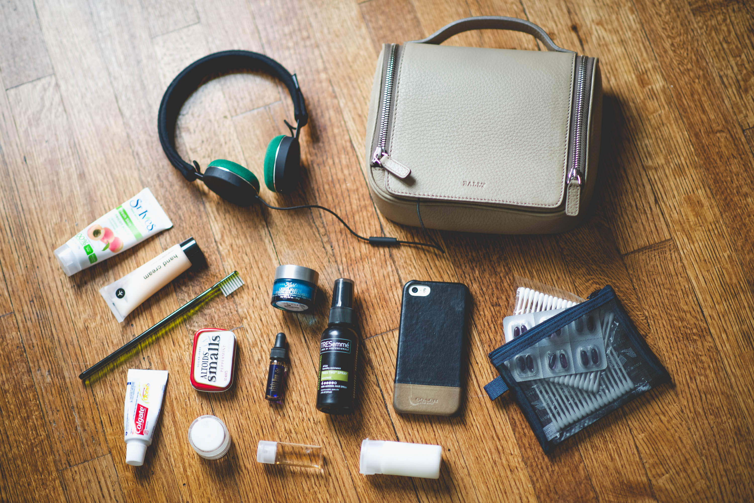 Scout Sixteen - Travel Essentials
