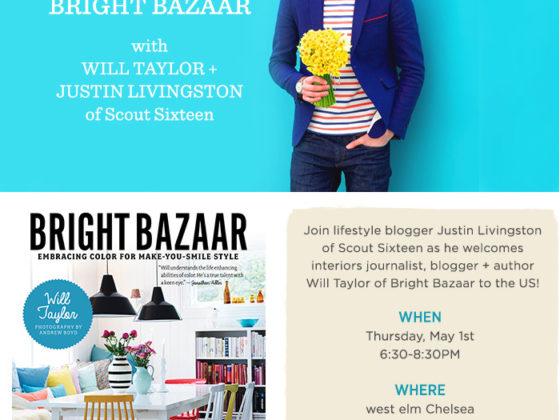 Scout Sixteen - Bright Bazaar