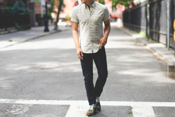 Scout Sixteen - Brooklyn Tailors x Gap