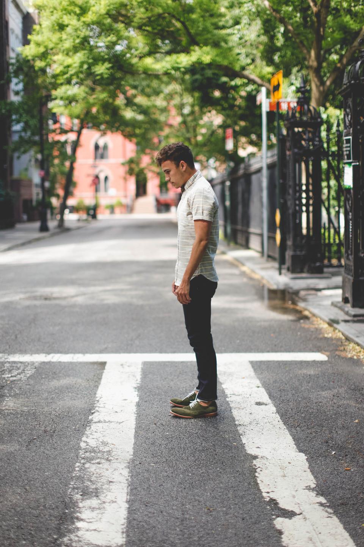 Scout Sixteen - Brooklyn Tailors x Gap