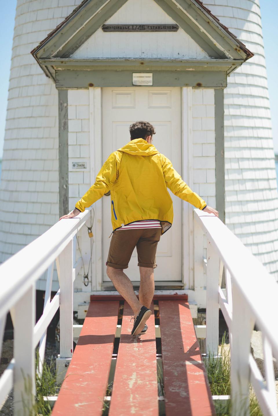 Scout Sixteen - Seaside Style