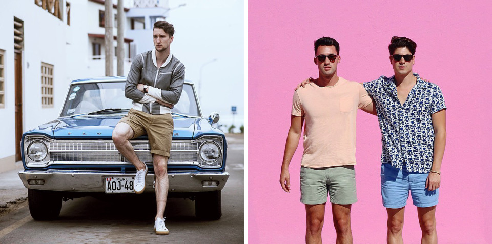 Scout Sixteen - Men's Fashion Instagrams To Follow