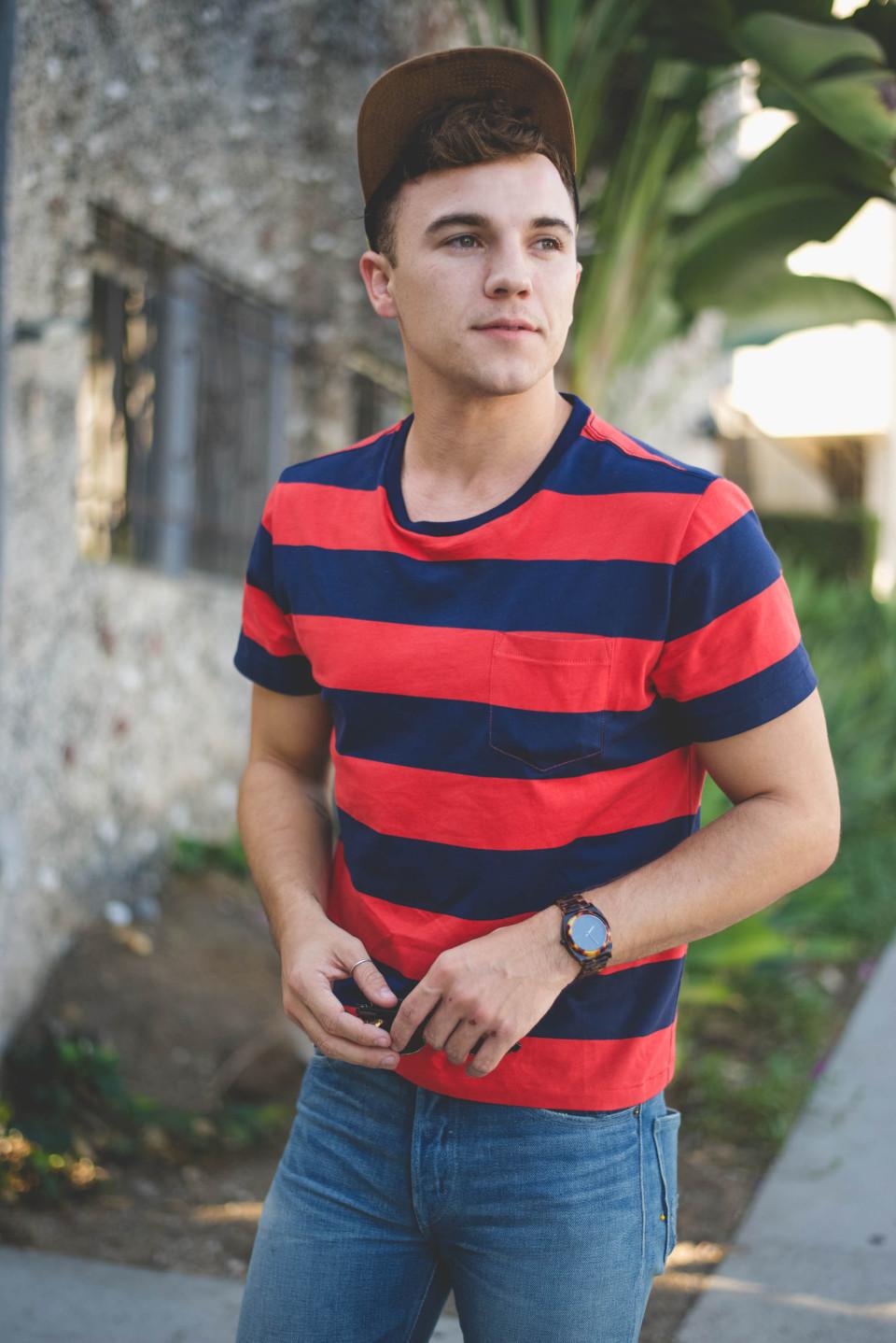 Scout Sixteen - Stripes