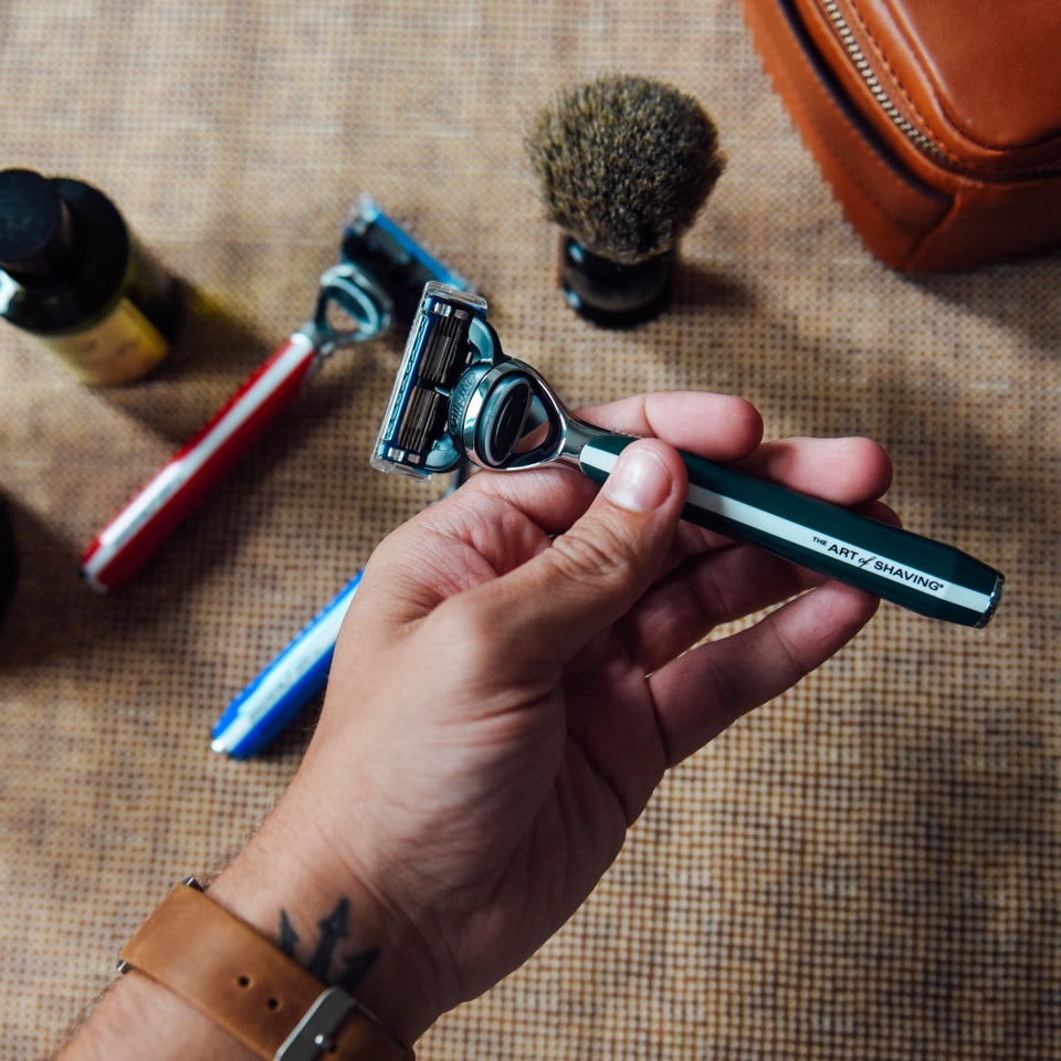 Scout Sixteen - The Art of Shaving / The Morris Park Collection