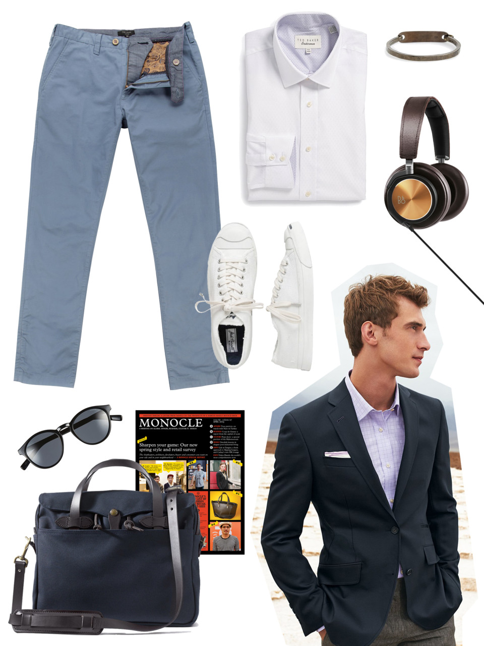 Scout Sixteen - Summer Suiting