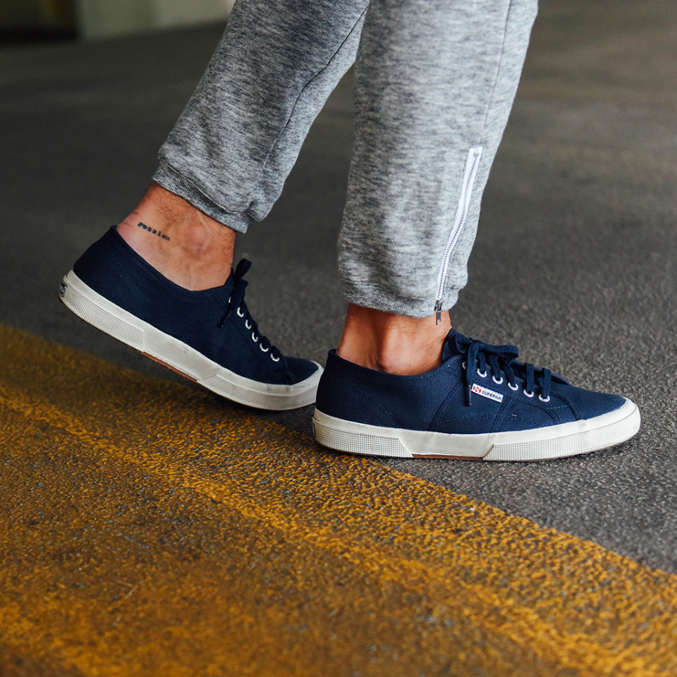 Scout Sixteen - Superga Sneakers