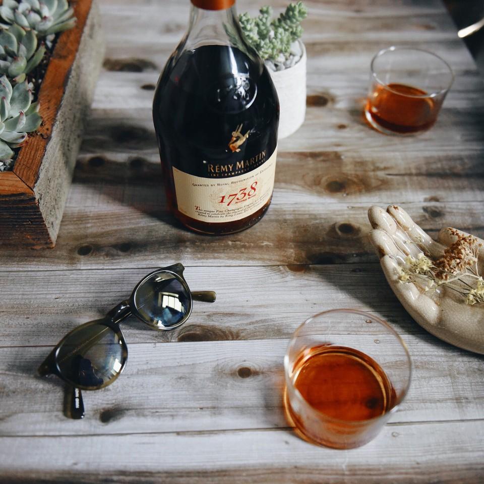 Scout Sixteen - Rémy Martin Cognac Summer Cocktails