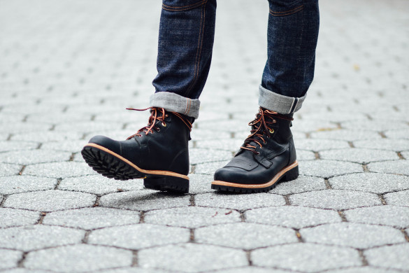 Scout Sixteen - City Trails / Timberland