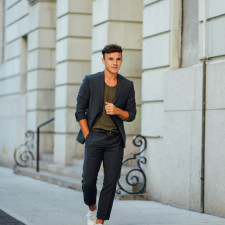 Scout Sixteen - Wrinkle-Free Suit
