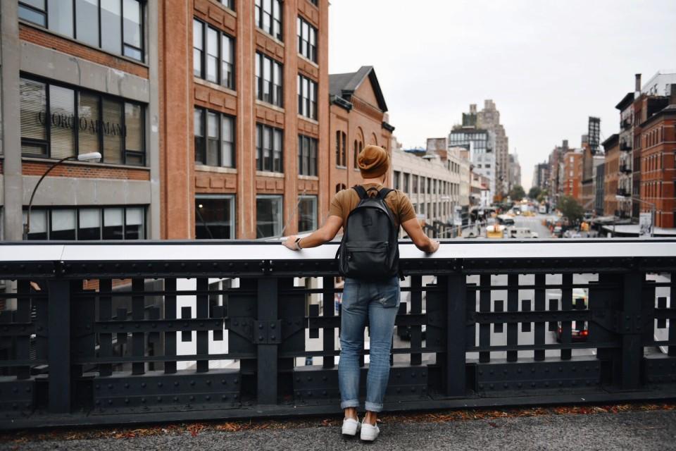Scout Sixteen - #Conrad135 New York City