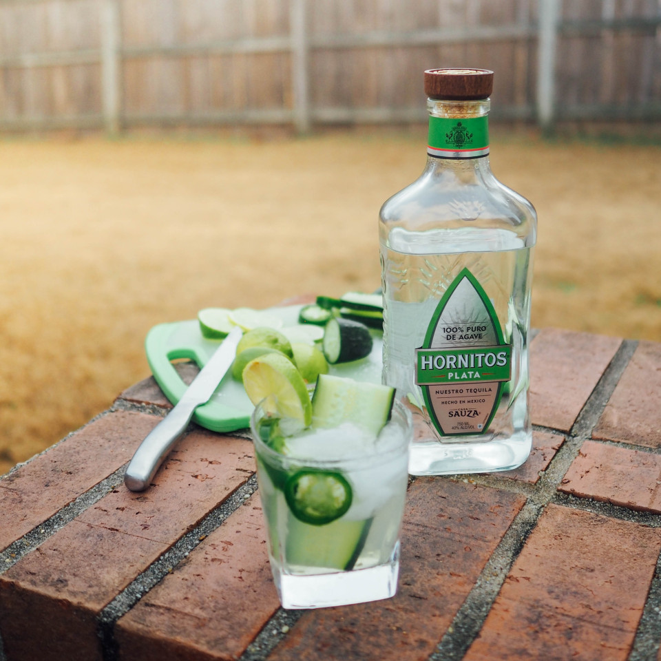 Scout Sixteen - Hornitos® Tequila x Spicy Margarita Recipe