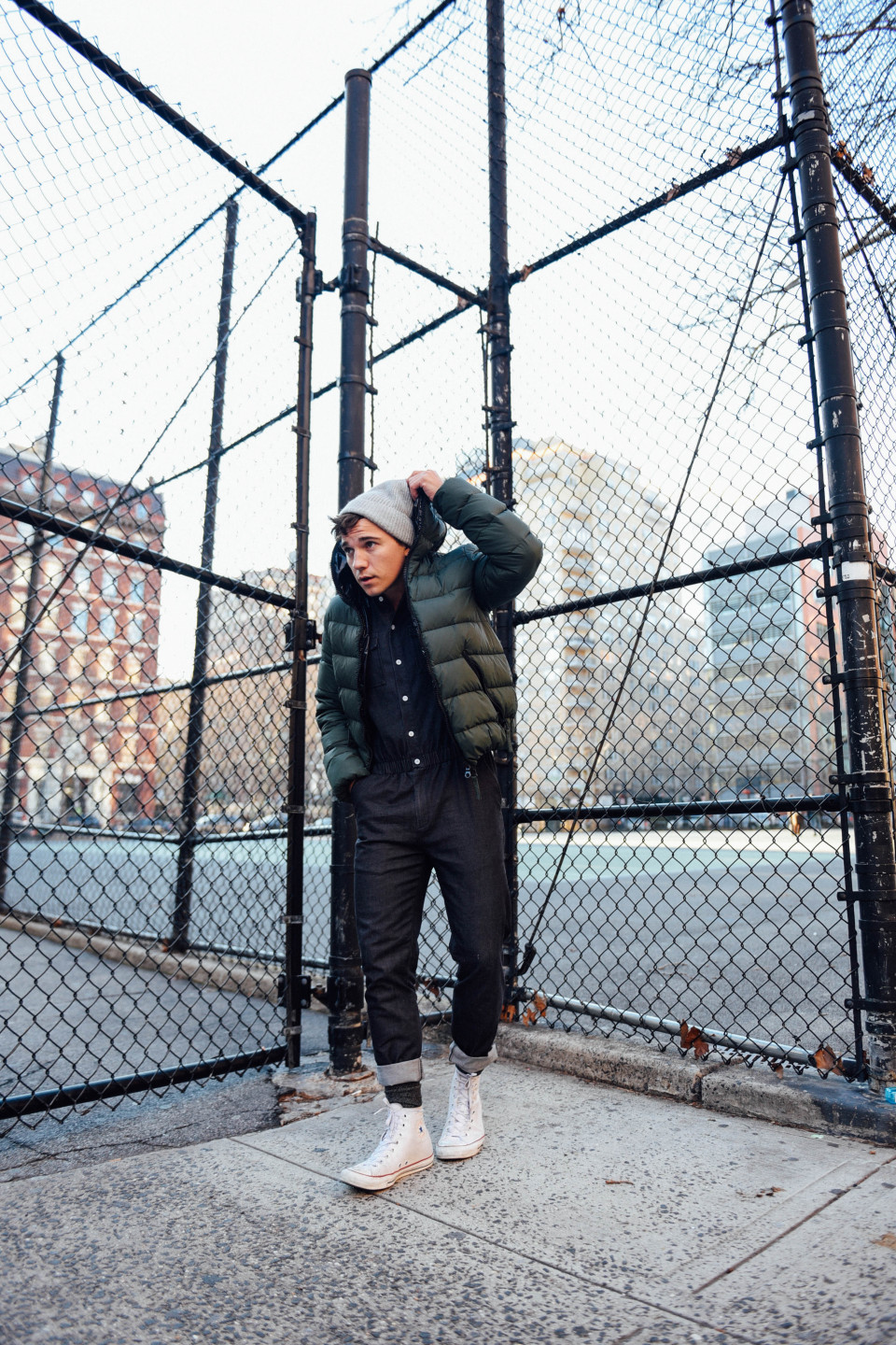 Scout Sixteen - Standard Issue Jumpsuit