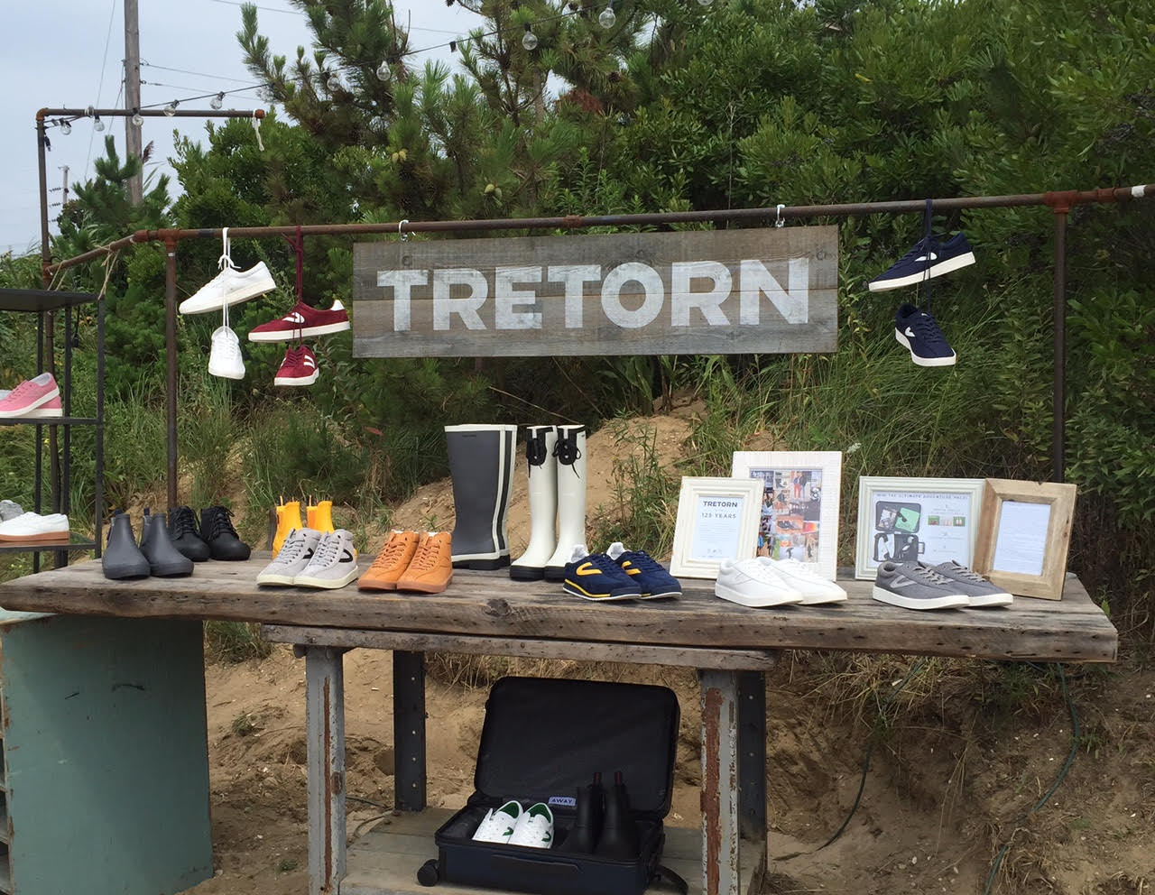 Scout Sixteen - Tretorn #Tretorn125