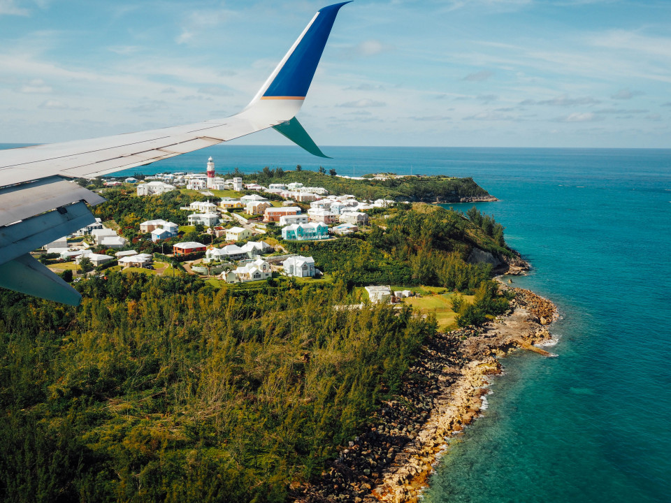 Scout Sixteen - Travel To Bermuda