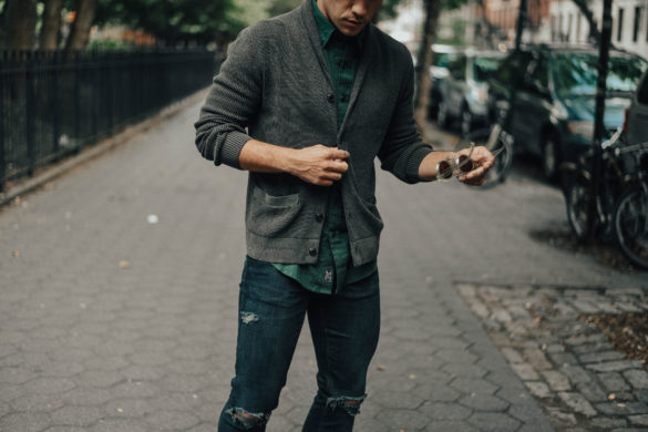 Scout Sixteen - Abercrombie Fitch Fall Menswear