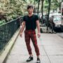 Scoutsixteen Justin Livingston NYC Menswear Blogger Zebra Print Shoes
