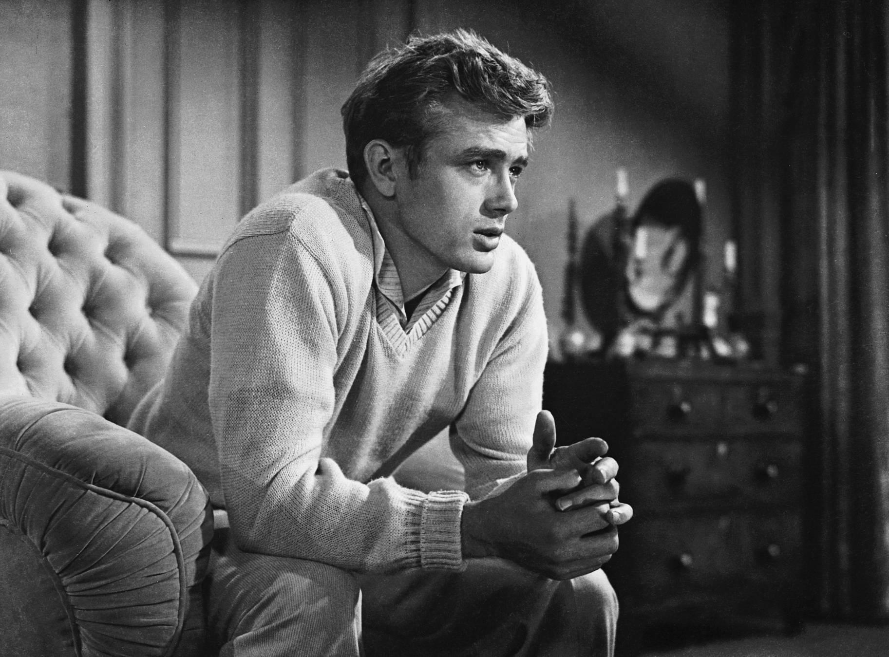 Iconic Actors - James Dean