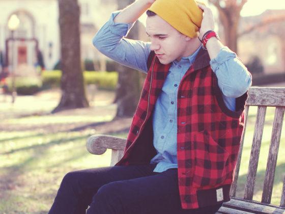 Scout Sixteen - Justin Livingston