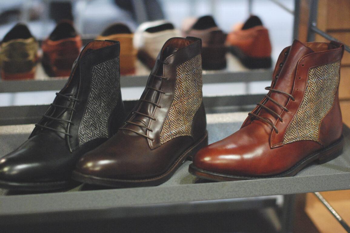 Allen Edmonds - MRket Menswear Show