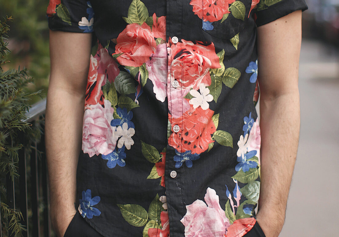 Scout Sixteen - Men's Floral Shirts for Spring