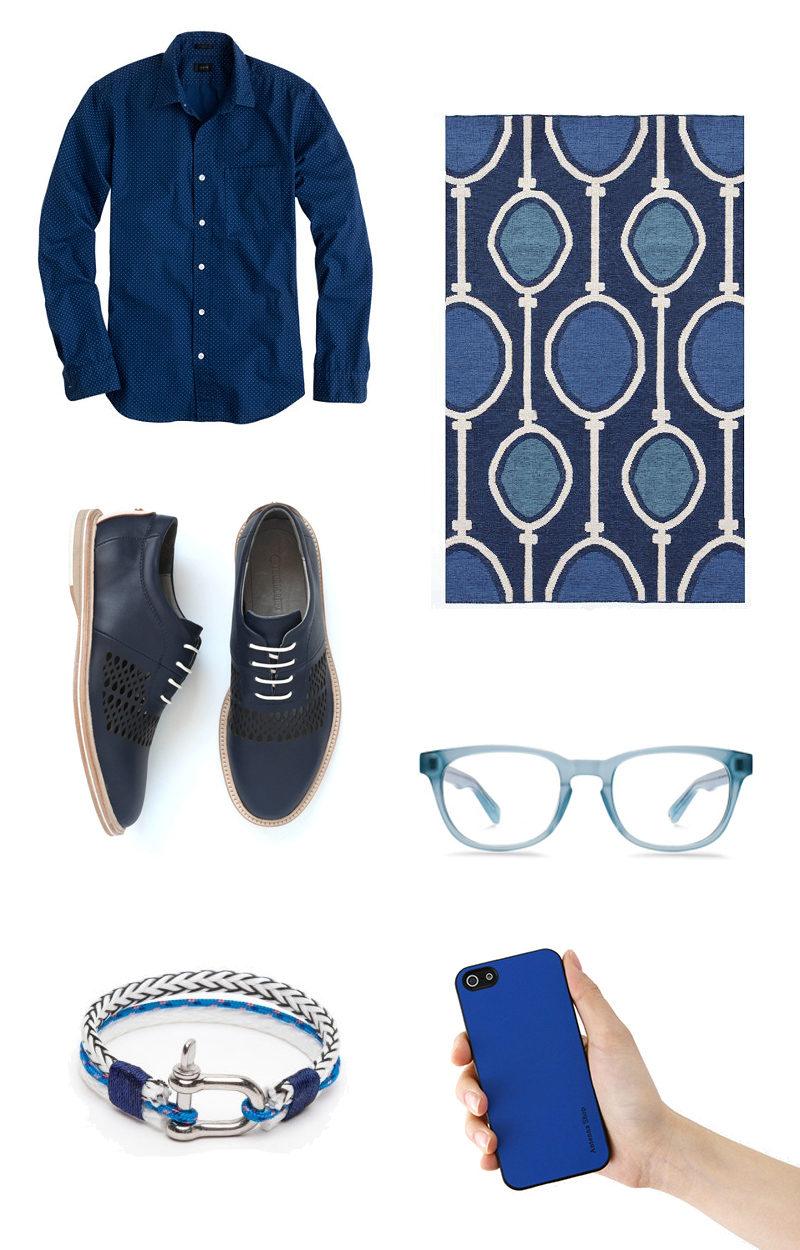Scout Sixteen - Blue Favorites