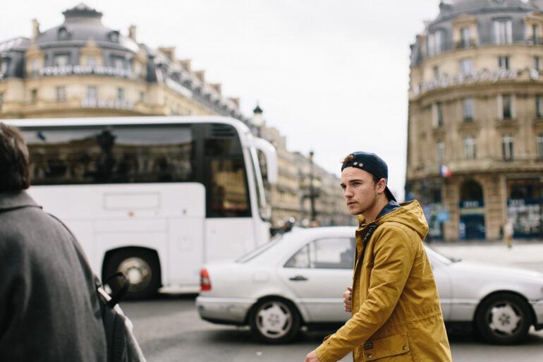 Scout Sixteen in Paris