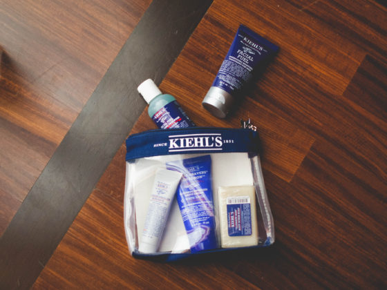 Scout Sixteen - Kiehl's Starter Kit