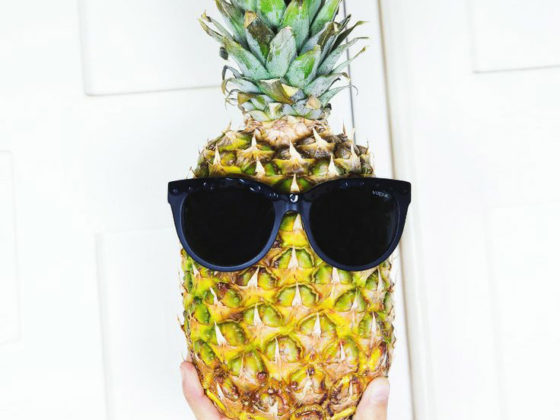 Scout Sixteen - Pineapple Sunglasses