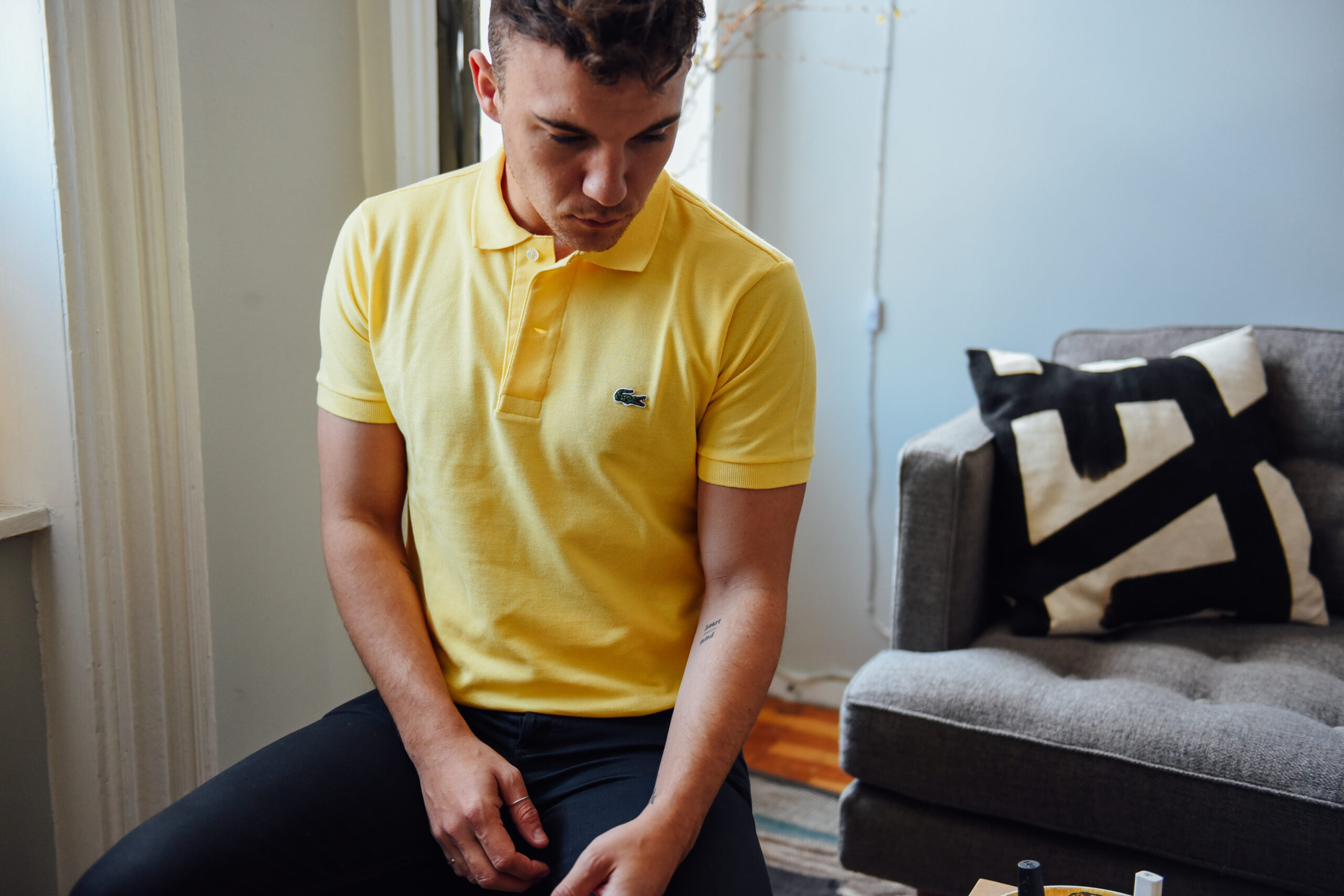 Scout Sixteen - Lacoste Polo