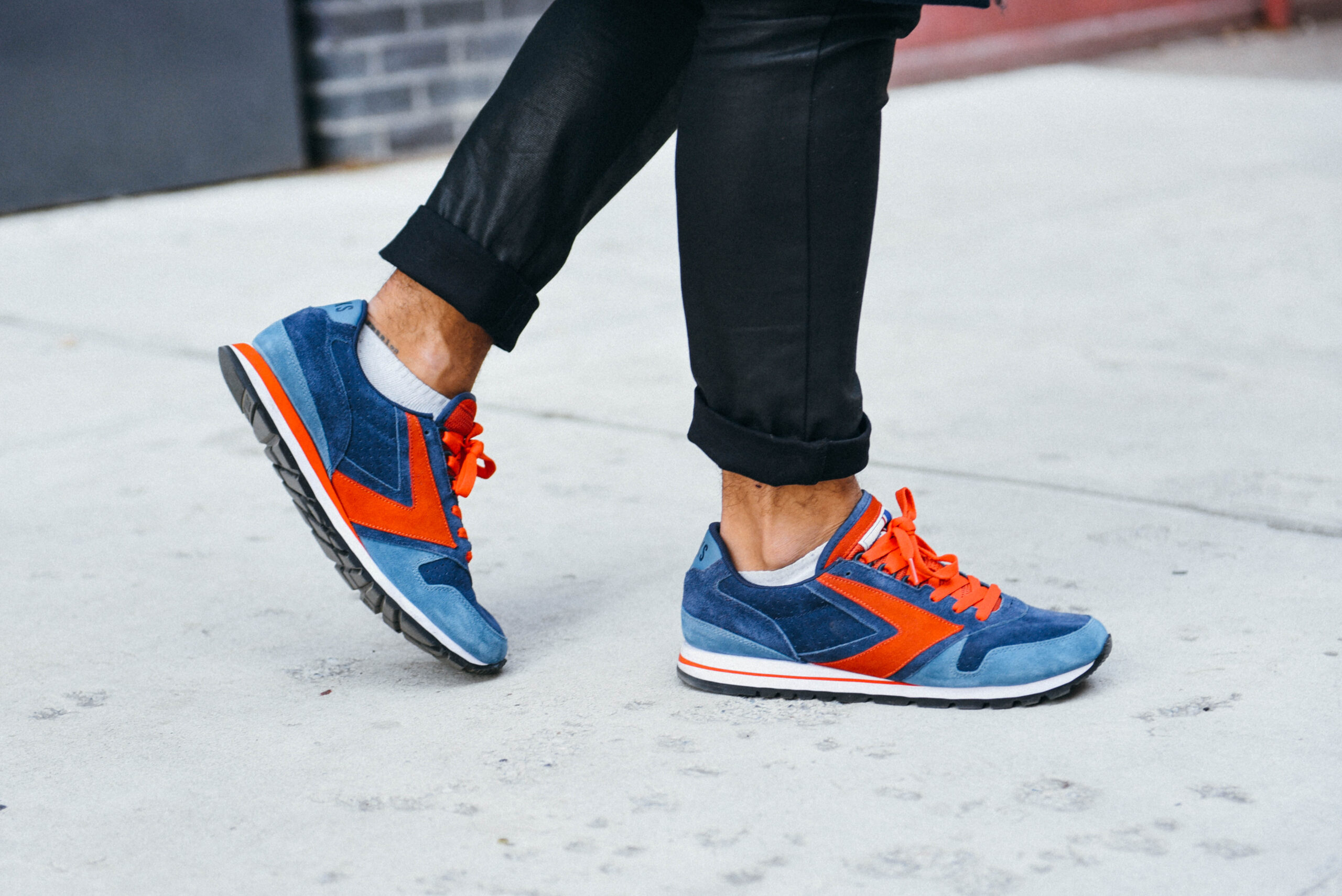 Scout Sixteen - Brooks Heritage Sneakers