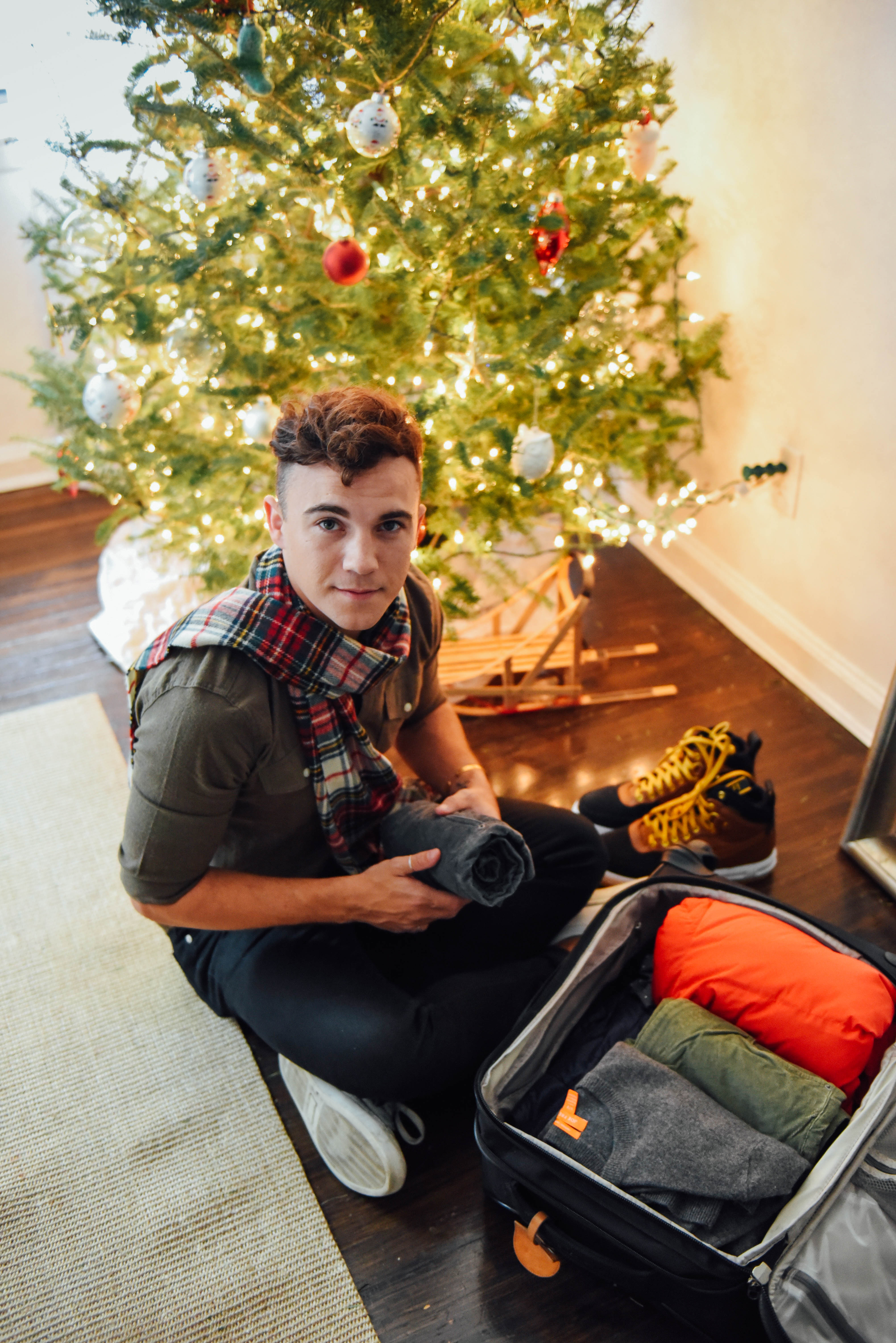 Scout Sixteen - Joe Fresh for the Holidays